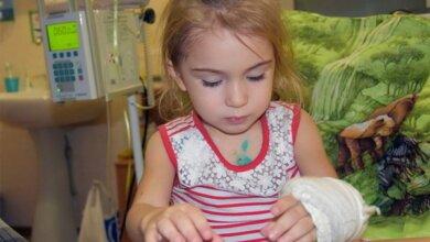 Поможем малышке из Николаева победить рак крови! | Корабелов.ИНФО image 1