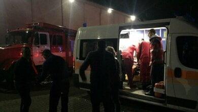 Пожар в клубе Львова: эвакуировано 250 человек, из них более 20 пострадавших (видео)   Корабелов.ИНФО