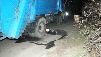 В Николаеве мусоровоз задавил человека   Корабелов.ИНФО