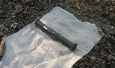 В Витовском районе мужчина в лесополосе нашел заряженный гранатомет   Корабелов.ИНФО
