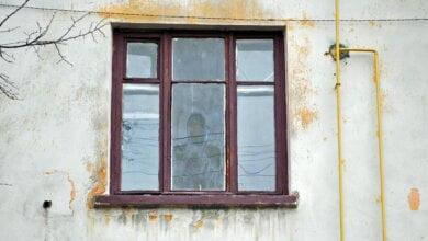 «Явилось чудо»: в селе на Николаевщине на оконном стекле проступил лик Богоматери   Корабелов.ИНФО image 1