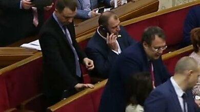 Нардепа-николаевца от «Народного фронта» Креминя поймали на «кнопкодавстве» (видео) | Корабелов.ИНФО