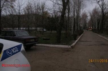 """В Николаеве пассажиры стали выгораживать перед полицией «маршрутчика», который был """"под кайфом"""""""
