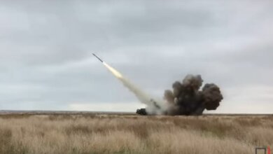 В Украине провели испытания новой высокоточной ракеты. ВИДЕО   Корабелов.ИНФО