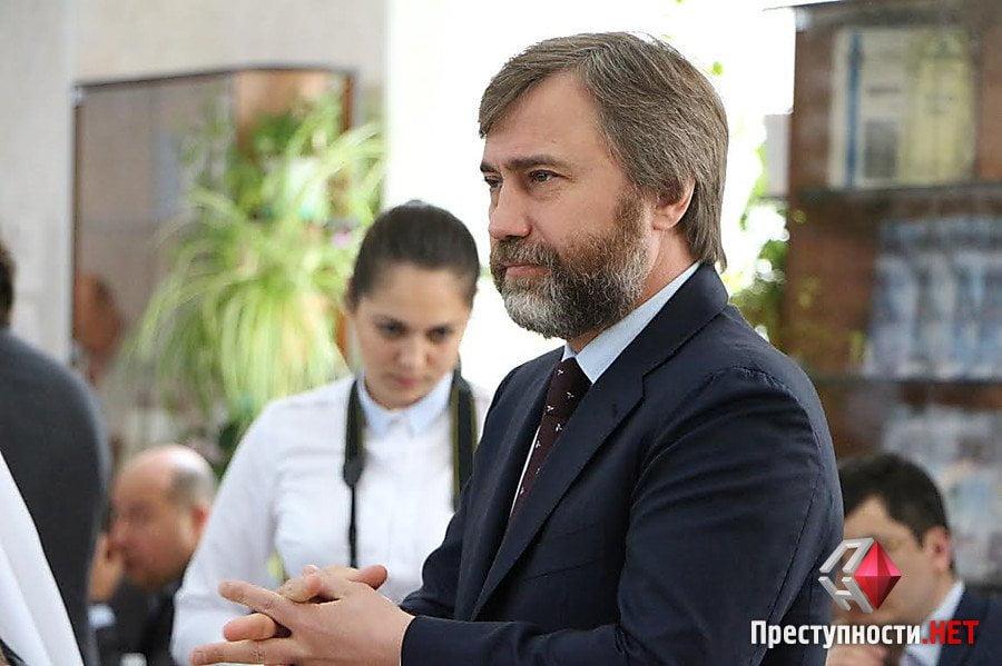 Photo of Глава Николаевской ОГА Стадник согласовал Новинскому землеотвод для «Порта Очаков» на аренду 1,7 га