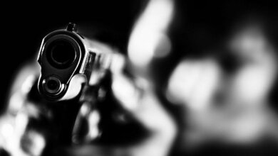 Драка со стрельбой. Ночью в Николаеве двое пьяных дебоширов пытались кулаками воспитать прохожего | Корабелов.ИНФО