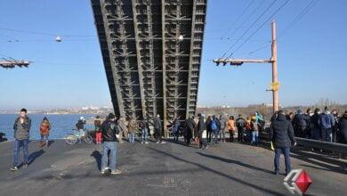 В Николаеве на вторник запланировали разводку мостов | Корабелов.ИНФО