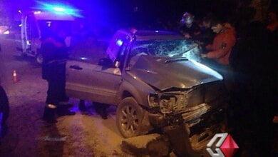 В Николаеве «Subaru» на скорости врезался в дерево - пострадала пятилетняя девочка и ее мать | Корабелов.ИНФО image 1