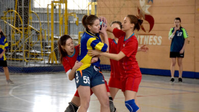 Photo of В Корабельном районе состоялись игры открытого турнира «Черноморская гандбольная лига»
