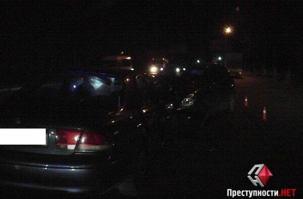 На проспекте Богоявленском «лоб в лоб» столкнулись «Mazda» и «Nissan» - среди пострадавших есть дети   Корабелов.ИНФО