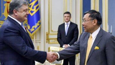 Порошенко дав старт Року Японії в Україні | Корабелов.ИНФО