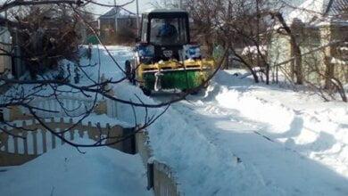 Жители Корабельного района благодарны: на 5-ый день после начала снегопада им почистили дороги | Корабелов.ИНФО image 1