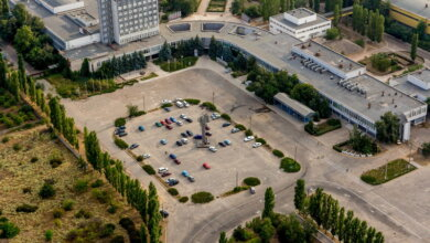 С высоты птичьего полета: Корабельный район и его окрестности (ФОТО)   Корабелов.ИНФО image 22