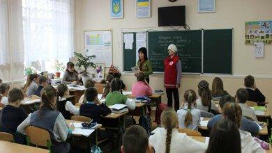 Волонтери Червоного Хреста завітали до школи в Корабельному районі | Корабелов.ИНФО image 1