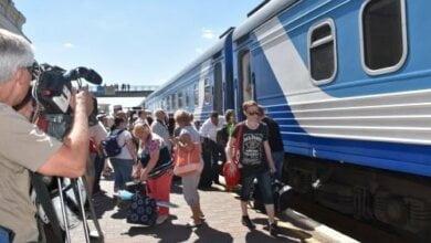 Пассажирский поезд «Интерсити» задавил человека под Николаевом | Корабелов.ИНФО