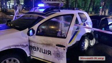 Трое полицейских травмированы в ночном ДТП в Николаеве | Корабелов.ИНФО image 1