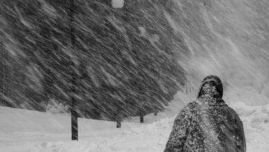 На Николаевщину вновь идут холода: снег, ветер и усиление мороза   Корабелов.ИНФО image 1