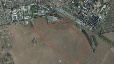 Между Широкой Балкой и Кульбакино хотят организовать кладбище   Корабелов.ИНФО image 1