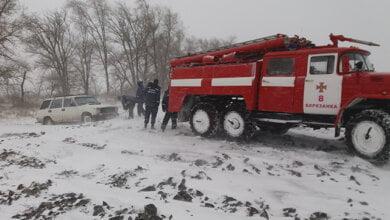 Із заметів за 3 доби вилучено 129 авто. Миколаївські рятувальники допомагають в ліквідації наслідків негоди   Корабелов.ИНФО
