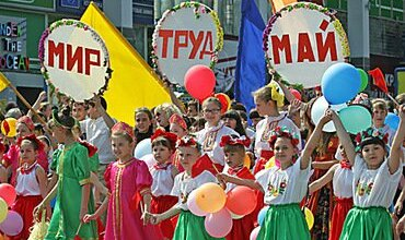 В Украине собираются декоммунизировать праздники 1 мая и 8 марта   Корабелов.ИНФО