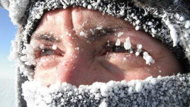 Завтра в Николаеве ожидается мороз до -18° и ветер   Корабелов.ИНФО