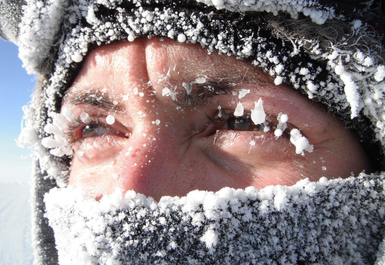 В Харькове эти двое суток будет держаться сильный мороз