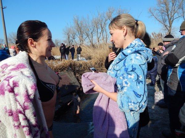 Photo of Жители Корабельного района отпраздновали Крещение