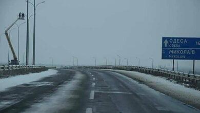Утром 7 января дороги Николаевщины открыли для легкового и пассажирского транспорта   Корабелов.ИНФО