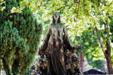 Через 100 лет символом Николаева может стать кладбище