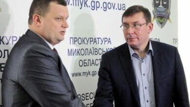 «Ни одного обвинительного акта в суд по ОПГ», – Луценко отчитал прокурора Николаевской области | Корабелов.ИНФО