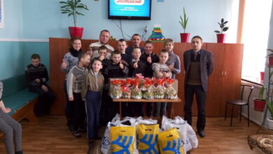 Молодежь ГП «СК «Ольвия» посетила детский дом для детей с особыми потребностями | Корабелов.ИНФО image 1
