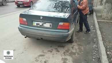 На проспекте Богоявленском патрульные выявили «BMW» с «перебитым» кузовом | Корабелов.ИНФО
