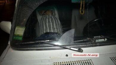 Пьяный водитель после остановки его полицией в Корабельном районе уснул в своем автомобиле | Корабелов.ИНФО image 1