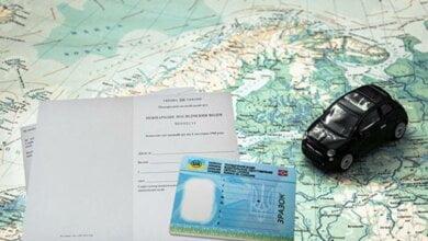 В Украине сегодня начали выдавать международные водительские удостоверения   Корабелов.ИНФО