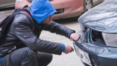 В Корабельном районе города Николаева жертвами воров стали два водителя   Корабелов.ИНФО