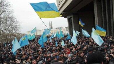 «Три года оккупации», – Порошенко заявил, что Украина не оставит без поддержки своих граждан в Крыму | Корабелов.ИНФО