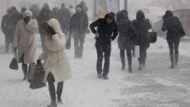 В Николаеве синоптики прогнозируют сильный ветер, усиление мороза и гололед | Корабелов.ИНФО