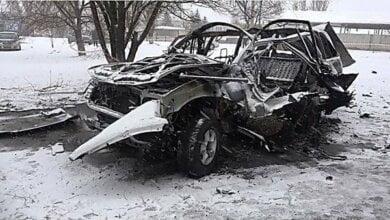 В оккупированном Луганске взорвали внедорожник с главарем «народной милиции «ЛНР»   Корабелов.ИНФО image 2
