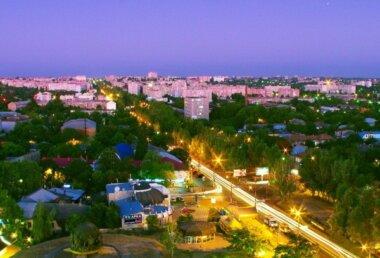 Николаев - приятный и странный город
