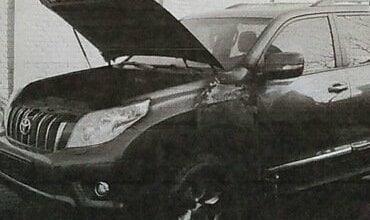 На даче возле села Лупарево неизвестные пытались поджечь «Toyota Land Cruiser» | Корабелов.ИНФО
