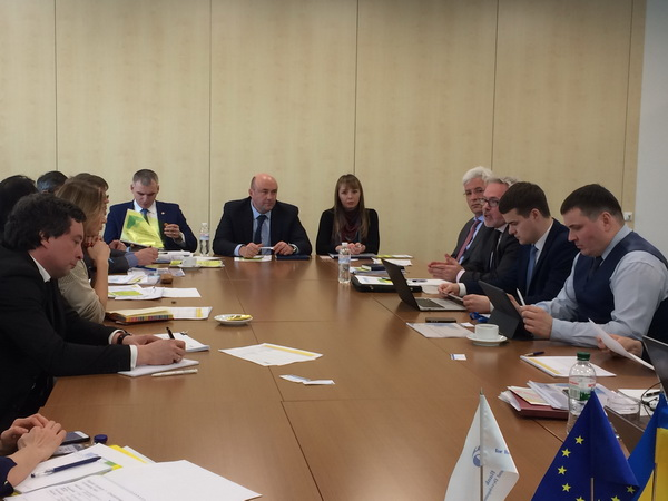В Європейському банку реконструкції та розвитку відбулася нарада щодо реалізації Проекту концесії майна ДП «СК «Ольвія»   Корабелов.ИНФО image 2