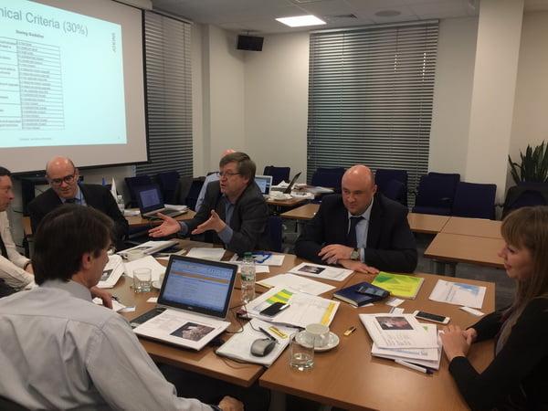 В Європейському банку реконструкції та розвитку відбулася нарада щодо реалізації Проекту концесії майна ДП «СК «Ольвія»   Корабелов.ИНФО image 3