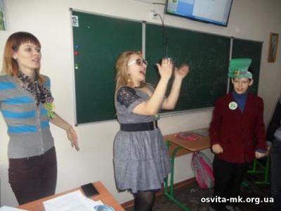 Тиждень англійської мови пройшов у школі в Корабельному районі. Учні відзначили і День Святого Патрика   Корабелов.ИНФО image 6