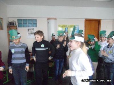Тиждень англійської мови пройшов у школі в Корабельному районі. Учні відзначили і День Святого Патрика   Корабелов.ИНФО image 7