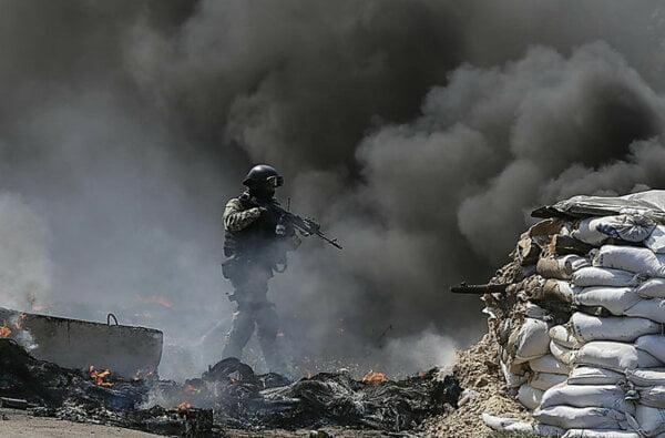 В зоне АТО боевики применили «Грады» и тяжелую артиллерию – трое бойцов ВСУ погибли   Корабелов.ИНФО