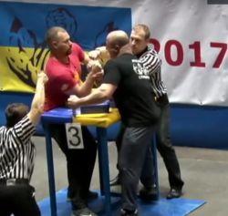 Сотрудник «Ника-Теры» принял участие в XXIV чемпионате Украины по армспорту | Корабелов.ИНФО