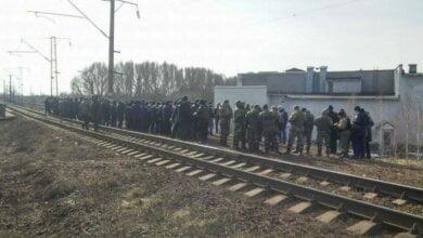 Участники блокады Донбасса объявили о перекрытии ж/д сообщения с Россией   Корабелов.ИНФО image 1