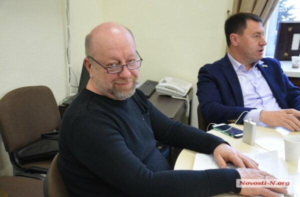 Депутат от «Самопомощи» выступил против бесплатной установки газовых счетчиков в квартирах николаевцев   Корабелов.ИНФО