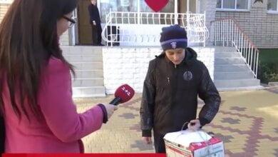 Ученики гимназии №3 сносят в школу макулатуру, чтобы помочь своим сверстникам на Донбассе | Корабелов.ИНФО