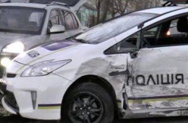 23 полицейских автомобиля попали в ДТП в Николаеве с начала работы патрульной полиции   Корабелов.ИНФО